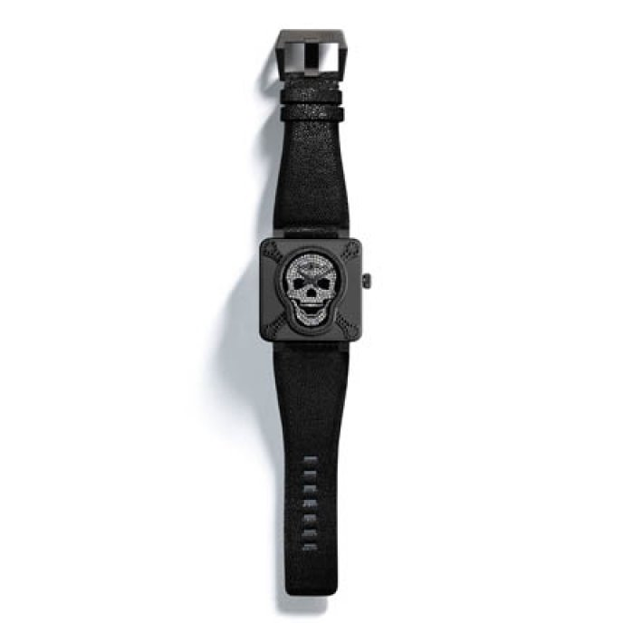 Bell & Ross - BR01 AIRBORNE 415