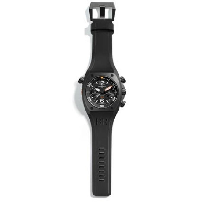 Bell & Ross - BR 02 Carbon Pro Dial