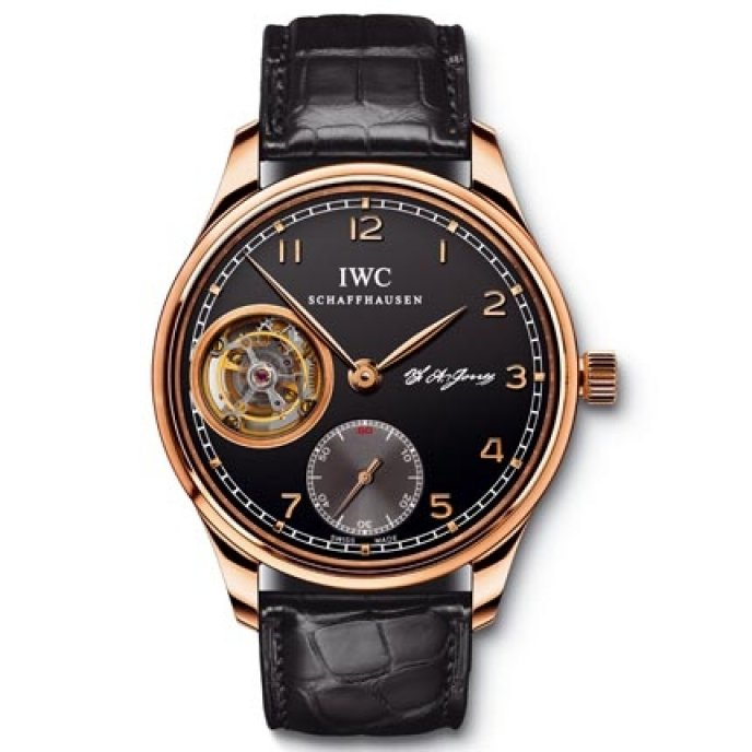 IWC - Tourbillon Hand-Wound