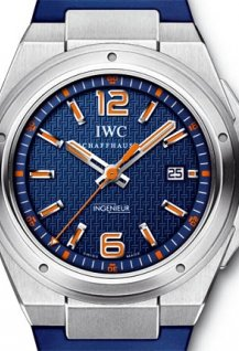 Ingenieur Automatic Mission Earth Edition David de Rothschild