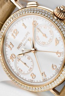 Ladies First Split Seconds Chronograph