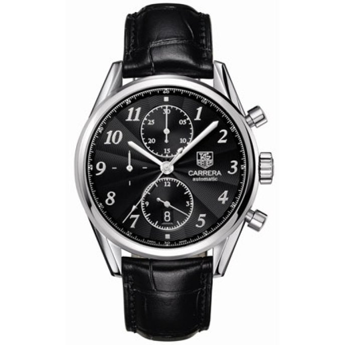 TAG Heuer - Calibre 16 Heritage Chronograph