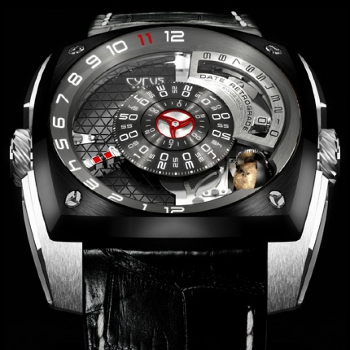 Cyrus - Klepcys Only Watch 2011