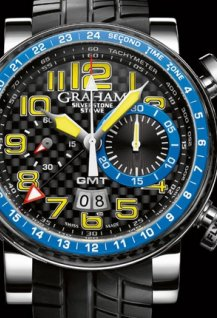 Stowe GMT Blue & Yellow