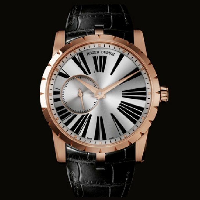 Roger Dubuis - Automatique en or rose