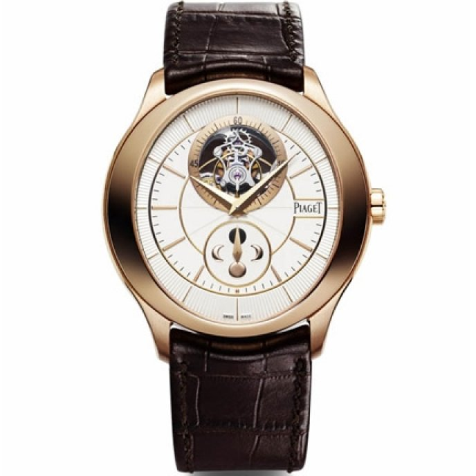 Piaget - Gouverneur Tourbillon en or rose