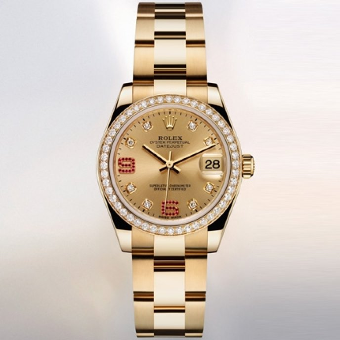 Rolex - DateJust Lady 31