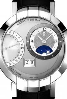 Premier Excenter Time Zone Automatic