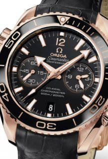 Seamaster Planet Ocean Ceragold 45.5mm