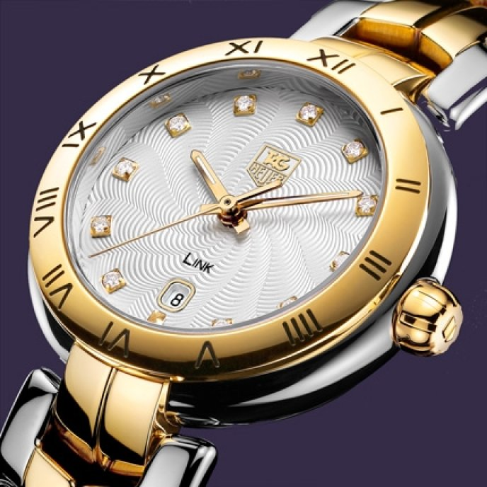 TAG Heuer - Link Lady Watch