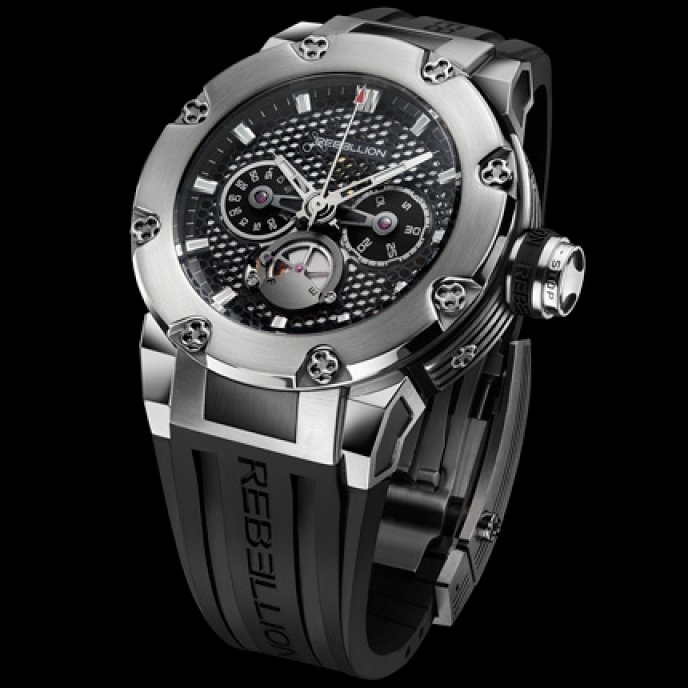 Rebellion - Monopusher Chronographe 30 Minutes