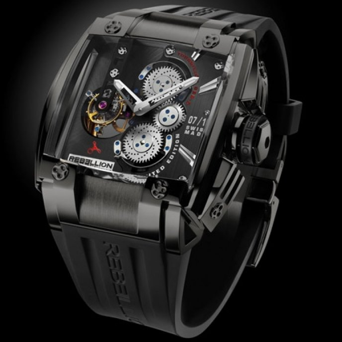Rebellion - RE-5 Tourbillon