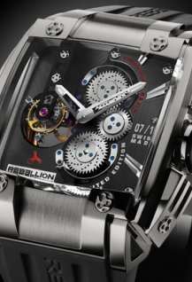 RE-5 Tourbillon