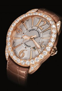 Regent 4047 Rose gold - One Row