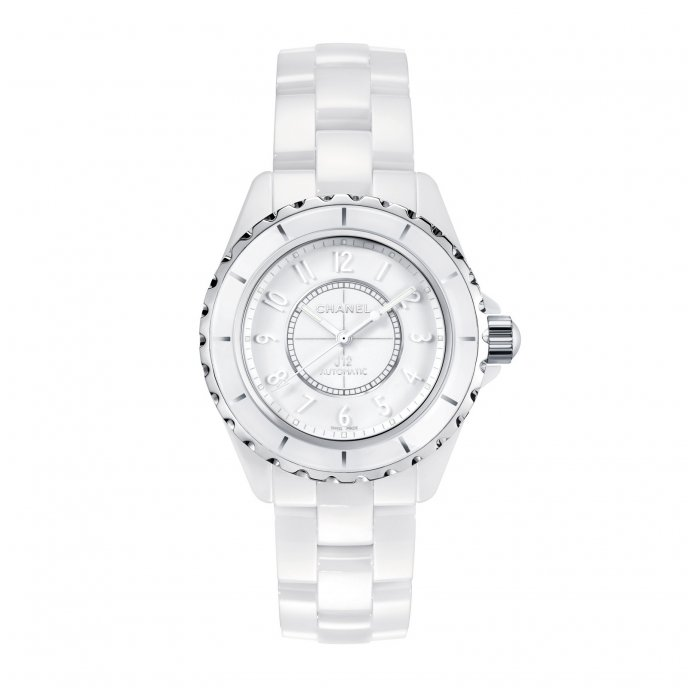 Chanel-J12 White-Phantom 38mm