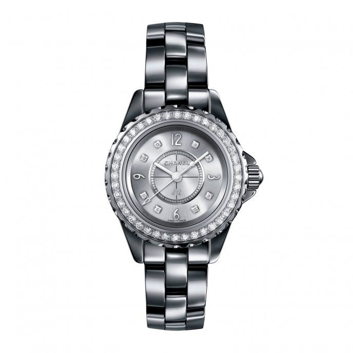 Chanel-J12 Chromatic-Diamond Bezel 29mm