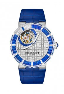 Class One Tourbillon High Jewellery