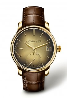 Moser Perpetual Golden Edition