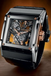 Furtif Skeleton Tourbillion