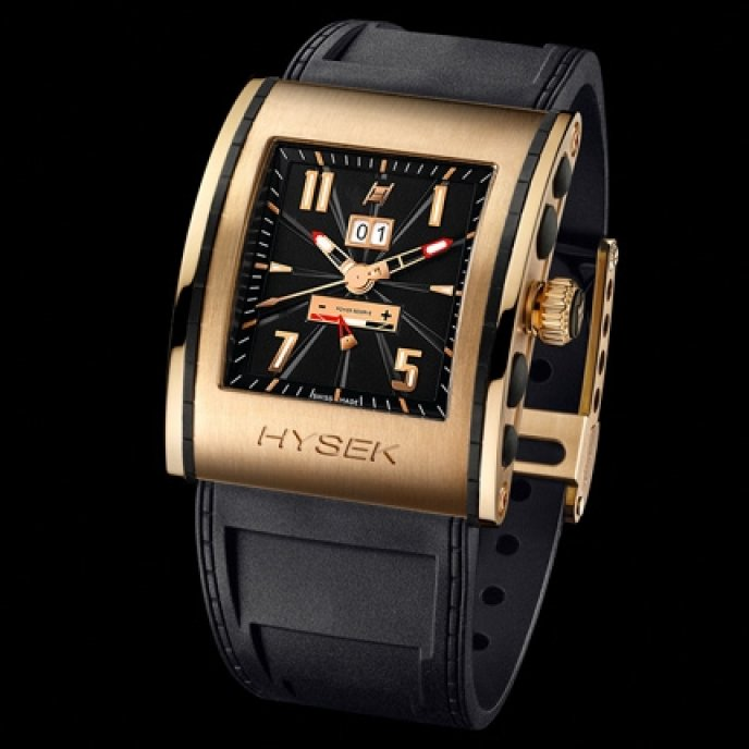 Hysek - Kilada Power Reserve