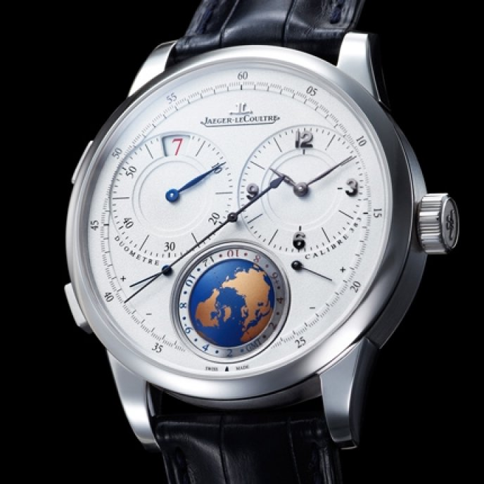 Jaeger-LeCoultre - Unique Travel Time