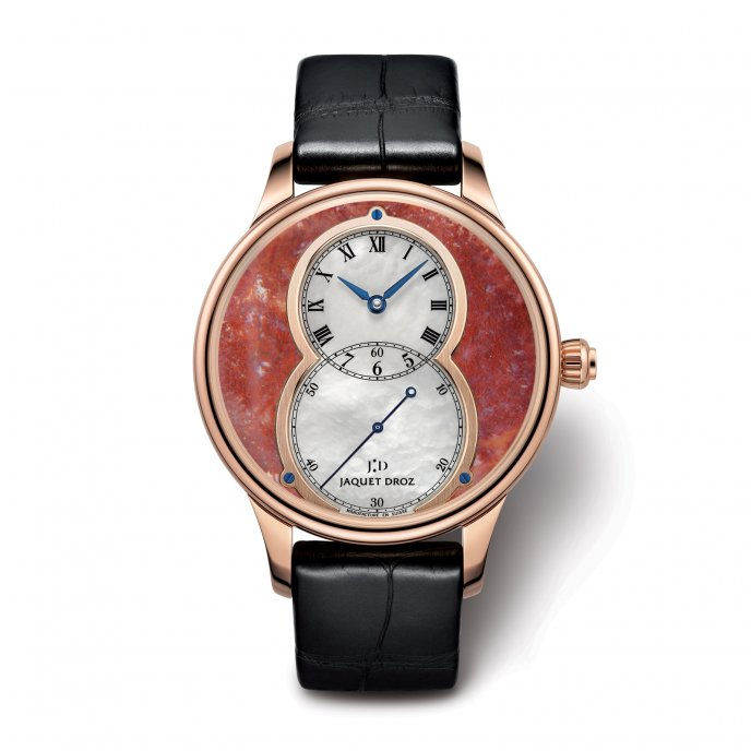 Jaquet Droz - Grande Seconde Cerclée Agathe Red Moss