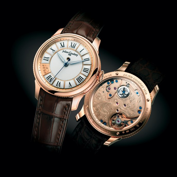 Julien Coudray 1518 - Manufactura 1528