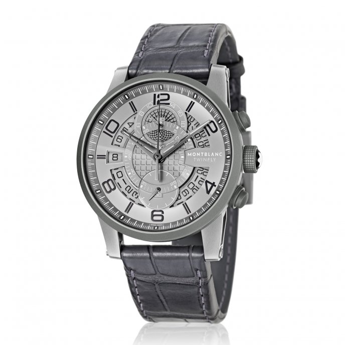Montblanc - TimeWalker TwinFly Chronograph GreyTech
