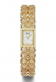 Limelight Couture Pécieuse cuff watch