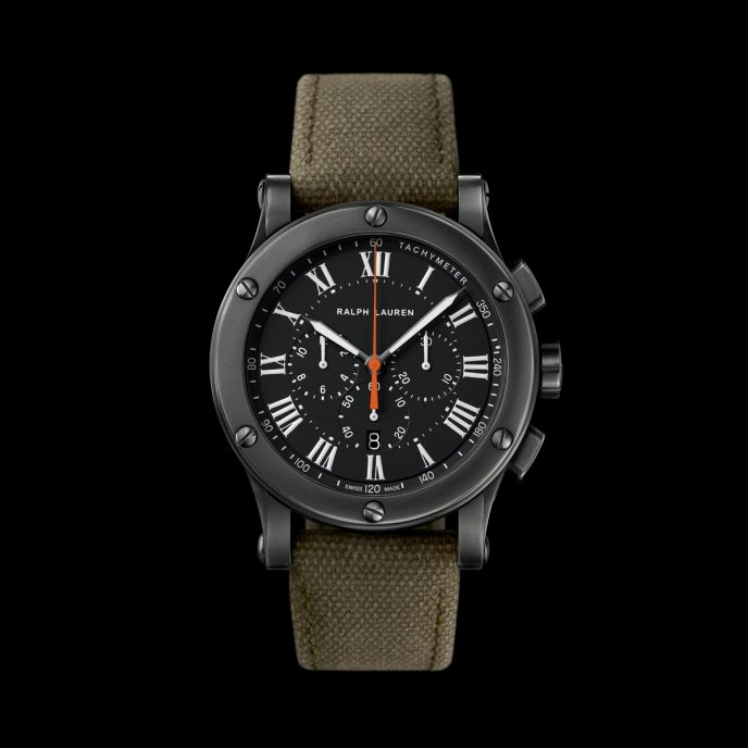 Ralph Lauren - Chronograph 45mm