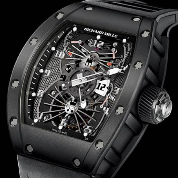 Richard Mille - RM 022 Carbone