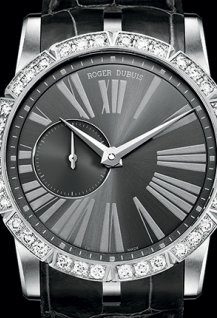 Excalibur⁴² Automatic Jewellery White Gold