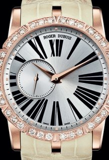Excalibur⁴² Automatic Jewellery Pink Gold