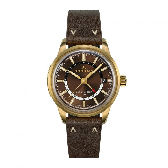 Freedom 60 GMT Brown