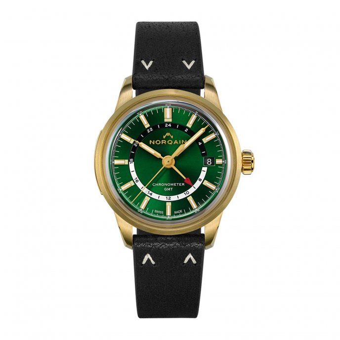 Freedom 60 GMT Forest Green Limited Edition