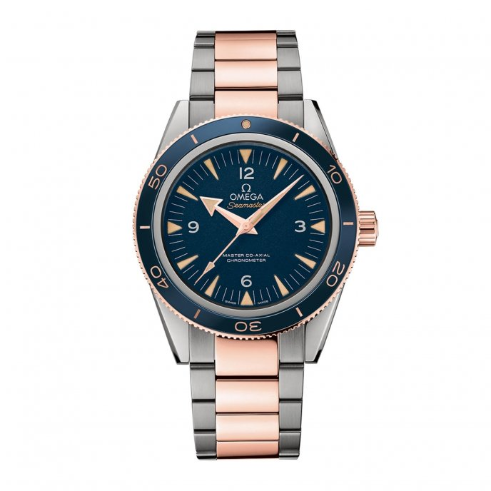Omega Seamaster 300 Watch-face-view