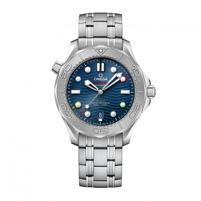 """Seamaster Diver 300M """"Beijing 2022"""" Special Edition"""