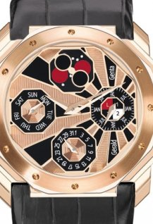 Octo 48-month Perpetual Calendar Moon Phase