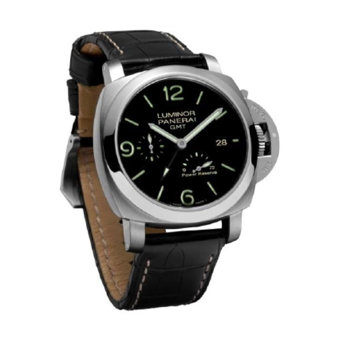Panerai - Luminor 1950 3 Days GTM Power Reserve Automatic 44mm Steel Bracelet