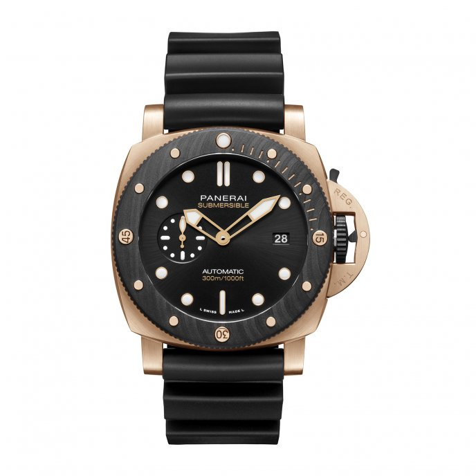 Submersible Goldtech - 44mm