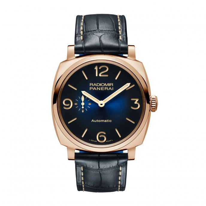 Radiomir 1940 3 Days Automatic Oro Rosso
