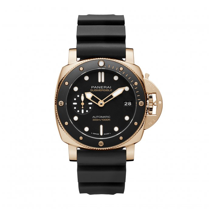 Submersible Goldtech™ - 42 mm