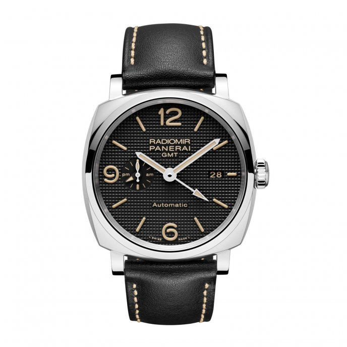 PAM00627 - Radiomir 1940 3 Days GMT Automatic Acciaio - 45mm