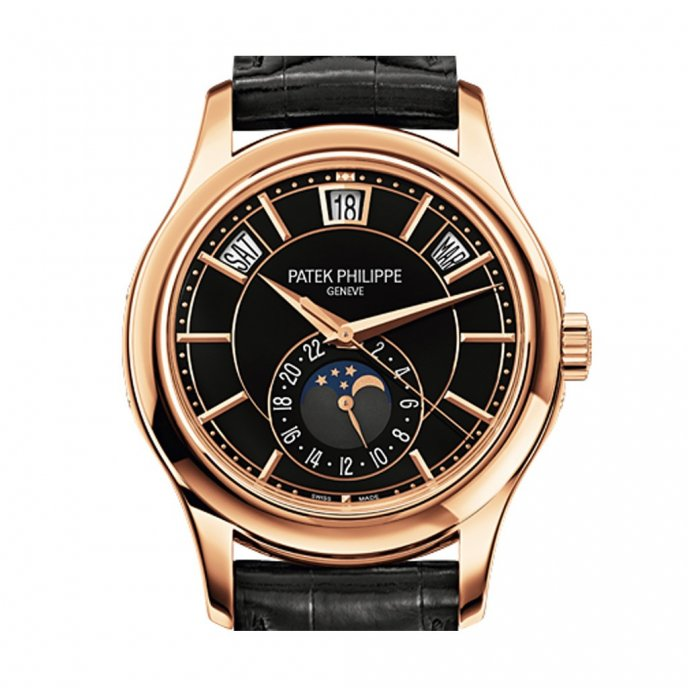 Patek-Philippe-Complications-annual-calendar-5205R-010-or-rose-face-view