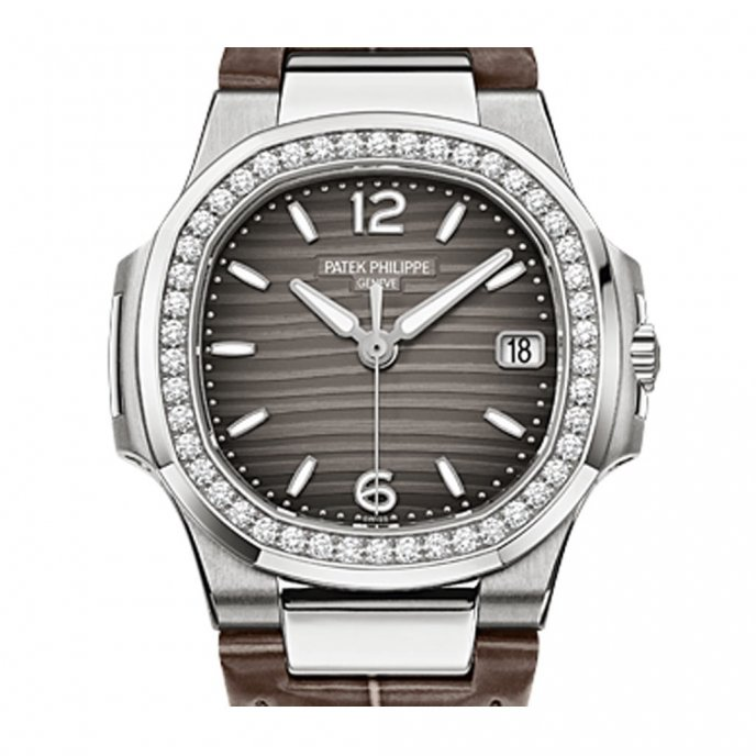 Patek-Philippe-Nautilus-7010G-012-or-gris-anthracite-dial-face-view