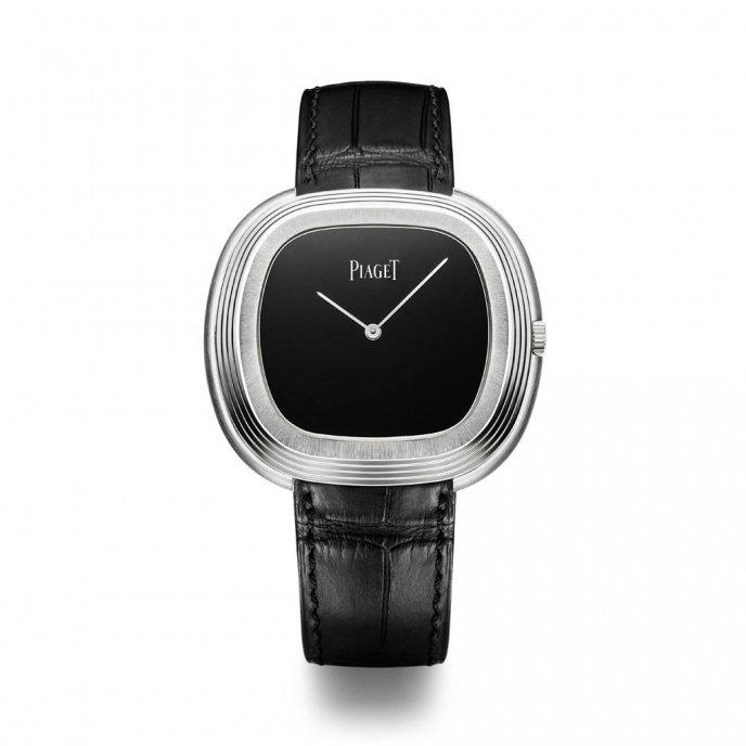 Piaget Black Tie Vintage Inspiration G0A40236 watch face view