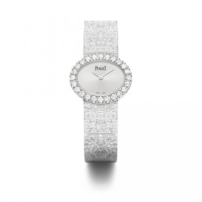 Piaget Extremely Traditionnelle Ovale G0A40211 watch face view