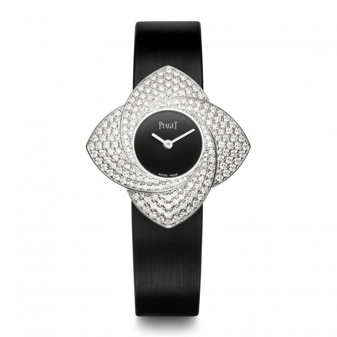 Piaget Limelight Blooming Rose G0A39182 - face view not rotated