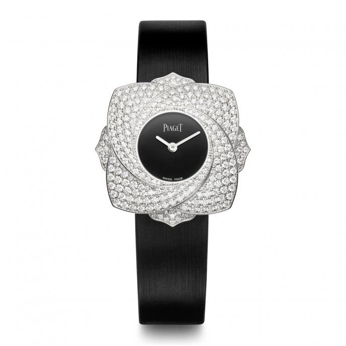 Piaget Limelight Blooming Rose G0A39182 - face view rotated