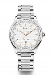 Piaget Polo Date
